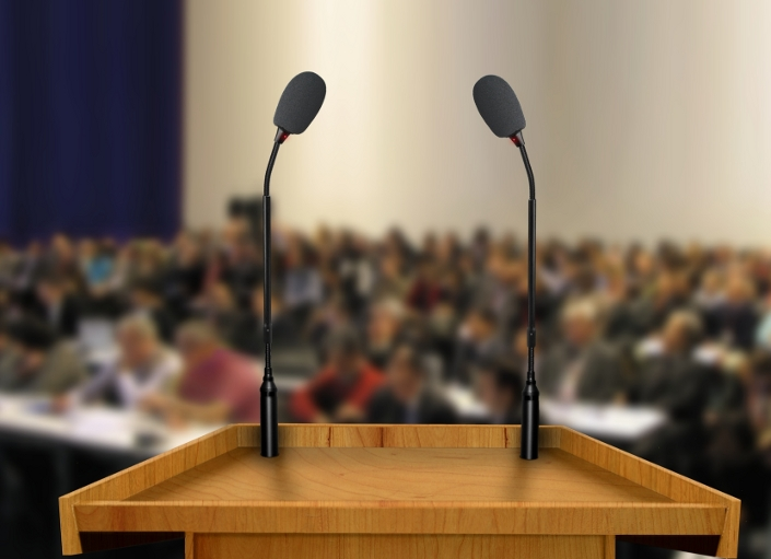 Speaking and Events
