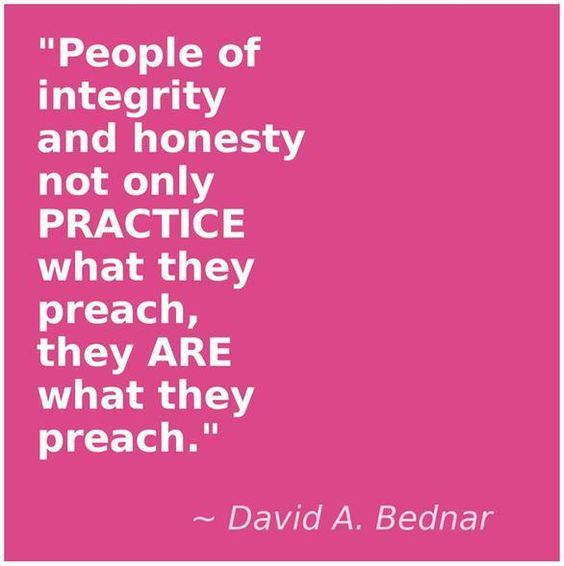 integrity and honest essay Integrity and honest are integral traits in an academic process and as such students must be ethical and honest at all times in their pursuit of their academic goals.